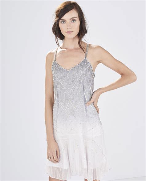 dress overoll soft 06 devany dress in gray soft grey lyst
