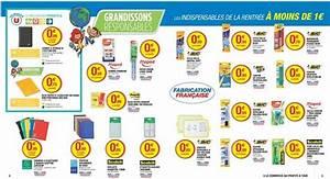 Super U La Bresse : super u fournitures moins de 1 pour la rentr e 2016 ~ Dailycaller-alerts.com Idées de Décoration