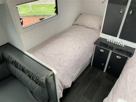 highline enforcer   road caravan  single beds southern rv geelong