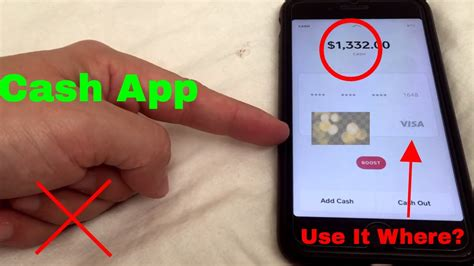 Tap the button where it is written 'get free cash card'. Where Can You Use The Cash App? 🔴 - YouTube