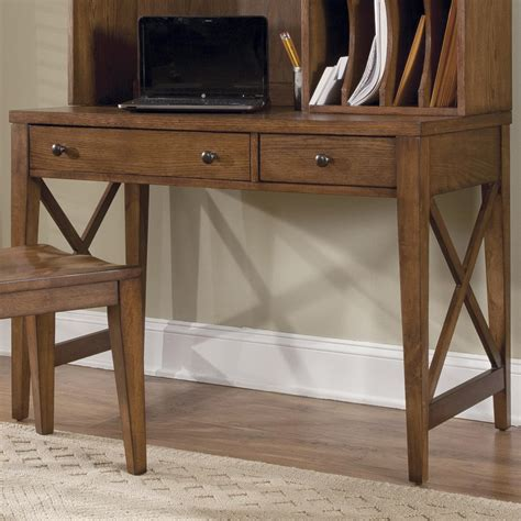 liberty furniture hearthstone writing desk with drawers