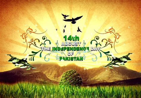 14 August Pakistan Independence Day Wallpapers 2016  Hd