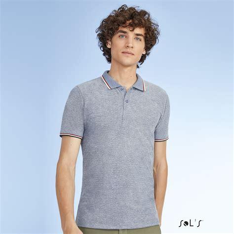 Vīriešu polo krekls PANAME MEN • Ideju druka