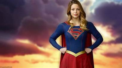 Supergirl Wallpapers Tv Series Cave