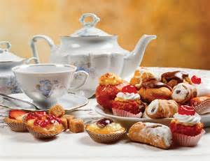 At Afternoon Tea Grosvenor House London
