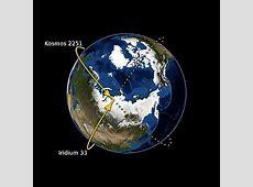 2009 satellite collision Wikipedia