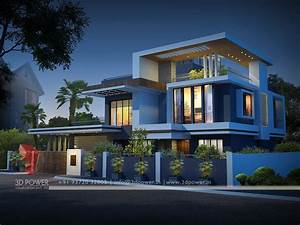 Ultra, Modern, Home, Designs, Contemporary, Bungalow, Exterior