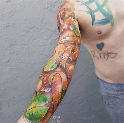 amazing sleeve tattoos  men women tattooblend