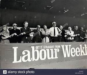 Oct 08 1971 Closing The Labour Party Conference At