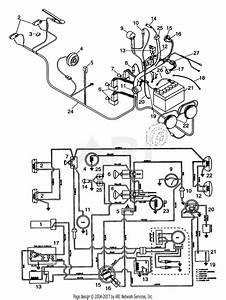 Gt18 Wiring Diagram  1970 Sears Suburban Voltage Regulator