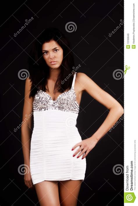 Sexy Seductive Woman Royalty Free Stock Images Image