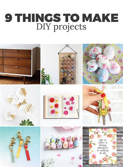 things to make for 9 diy things to make Diy