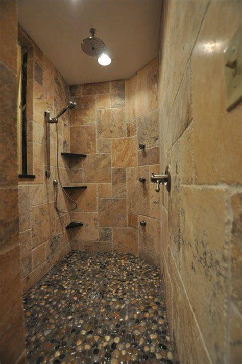 stone tile bathroom design ideas messagenote