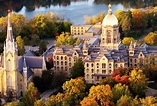University Of Notre Dame for Military & Veterans Using TA or GI Bill | CollegeRecon