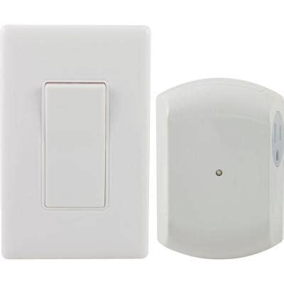 ge wireless indoor remote wall switch light control 18296 ge wireless remote wall switch light control with grounded