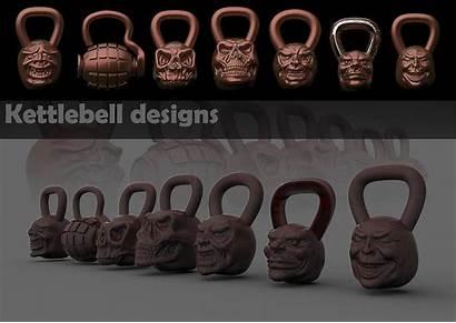 Kettlebell Designs Skull Grenade Cad Cadcrowd Crowd