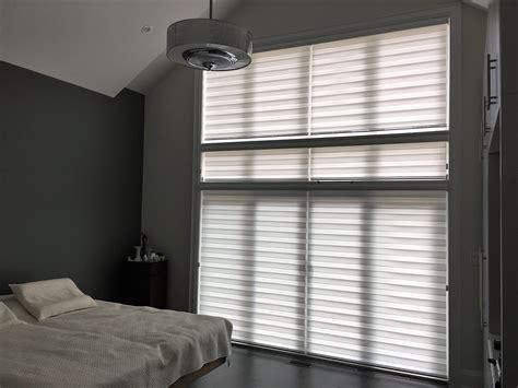 cozy window covering options   bedroom domir