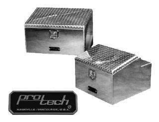 aluminum sloped lid boxes  cab rack  frame mountingbattery toolbox covers battery