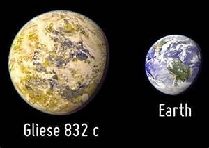 Super Tierra cercana Gliese 832 c, podría ser habitable ...
