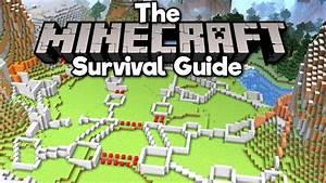 Castle Building  Pt 1  Foundations The Minecraft Survival