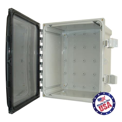 Attabox Low Cost Polycarbonate Enclosures Rated Type 3r, 4