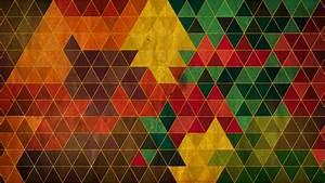 Triangle, Hd, Wallpaper