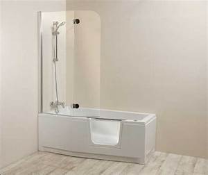Badewanne Mit Dusche Integriert : badewanne mit einstieg f r l ssig badezimmerm bel design ~ Sanjose-hotels-ca.com Haus und Dekorationen