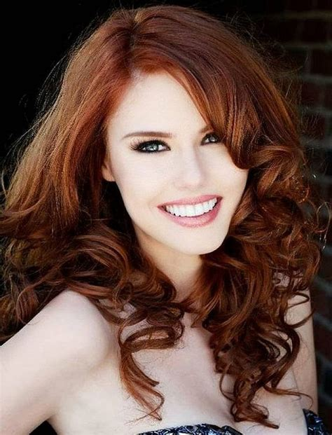 auburn hair color styles 17 best curly hair images on curly 2761