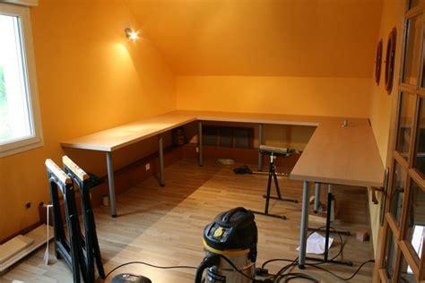 cuisine sur un pan de mur pose d 39 un plan de travail cuisine sur un pan de mur