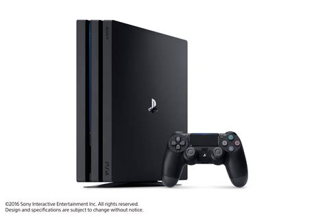 New Ps4 Console Release Date by Ps4 Pro Specs Release Date And Price Confirmed Gamespot