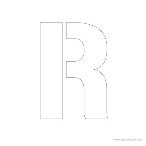 large stencil letters large alphabet stencil letters style 1 stencil letters org