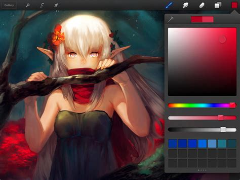 procreate app brushes canvas digital drawing hd programs tablets painting iclarified recording artery updated gets graphic