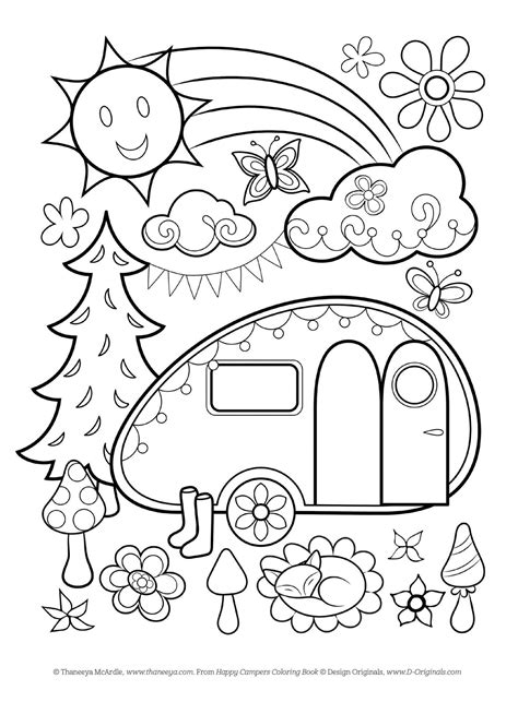 Thundermans Free Colouring Pages