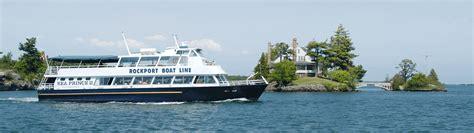 Boat Lines by Rockport Cruises Explore Imagine Cruise