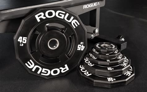 rogue  sided urethane grip plate rogue canada