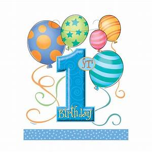 Baby Mit 1 Jahr : 1 geburtstag junge ballons baby kindergeburtstag dekoration party deko set blau ebay ~ Markanthonyermac.com Haus und Dekorationen