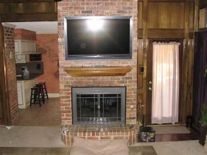 How, To, Get, The, Proper, Fireplace, Mantel, Height, For, The, Sake, Of, Safety, U2013, Homesfeed