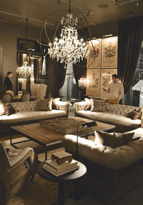 Rh Sofa by Restoration Hardware Opening Party Pop Amp Circumstance