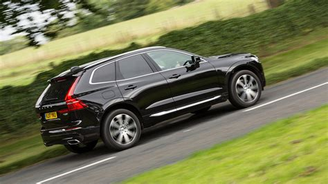 volvo xc  twin engine  review car magazine