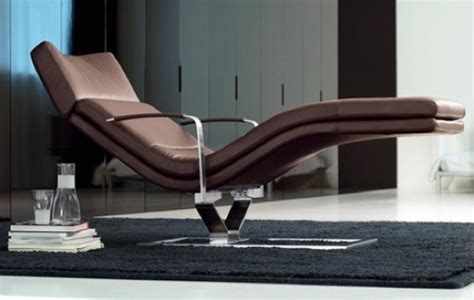 chaise longue d intérieur comfortable chair to relax modern and