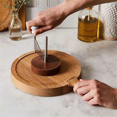 Chocolate Curler Cheese Wooden Food52