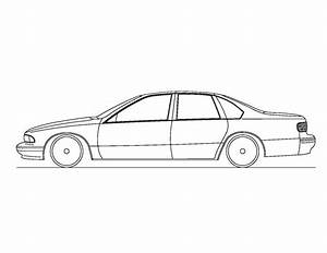 B body line art page 2 chevy impala ss forum cars for 94 chevy impala ss