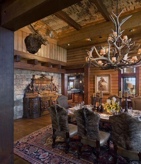 ideas  rustic dining rooms  pinterest
