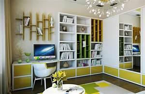 Amenagement Chambre Ado : am nagement chambre d enfant dans un appartement design feria ~ Teatrodelosmanantiales.com Idées de Décoration