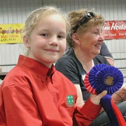 Market Pincher Creek District Achievement Hog Conley