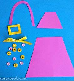 Purse Mother's Day Card for Kids to Make #mothersday gift ...