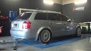 Audi A4 V6 Tdi : audi a4 2 5 tdi 180cv reprogrammation moteur 192cv digiservices paris 77 dyno youtube ~ Medecine-chirurgie-esthetiques.com Avis de Voitures