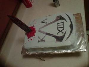 Assassin's Creed Cake | My cake creations | Pinterest ...