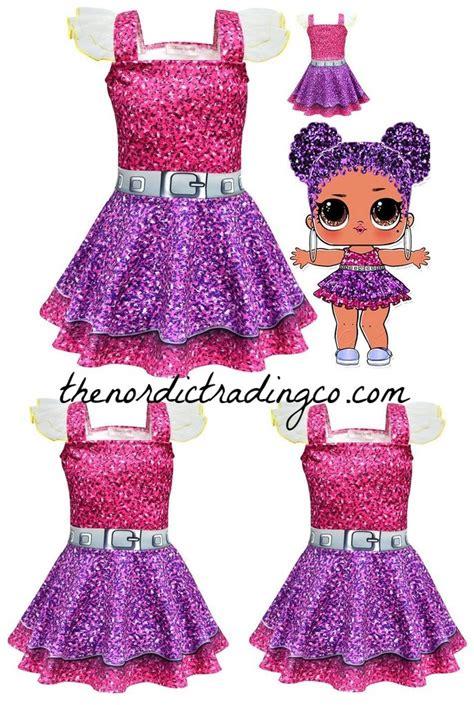girls dresses lol surprise doll party dress girls