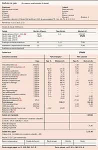 Exemple Bulletin De Paie Avec Indemnité De Licenciement : modele fiche de paie avec mutuelle obligatoire document online ~ Maxctalentgroup.com Avis de Voitures